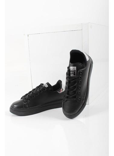 Oksit Sneakers Siyah